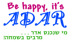 Adar-happy