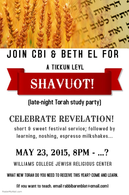 ShavuotPoster5775
