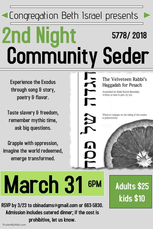 Seder2018